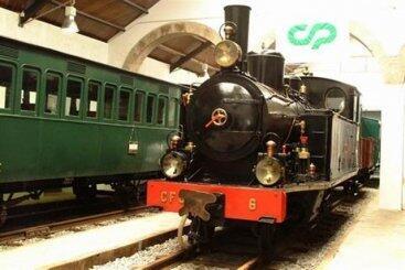 Museo Ferroviario de Lousado