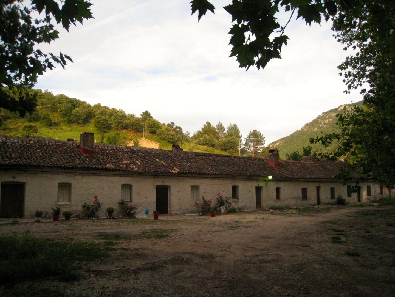 Riopar viviendas obreras